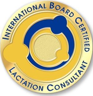 IBCLC badge